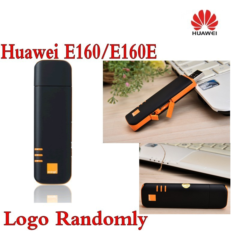UNLOCKED HUAWEI E160/E160E 3G USB Mobiele Breedband Dongle Internet Modem Stok