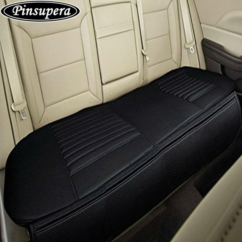 Non Slip Rear Car Seat Cover Breathable Cushion Pad Mat