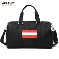 High Quality Men Large Travel Bags Nylon Travel Duffle Women Travel Bags Hand Luggage Female Crossbody Weekend Bags XA57ZC