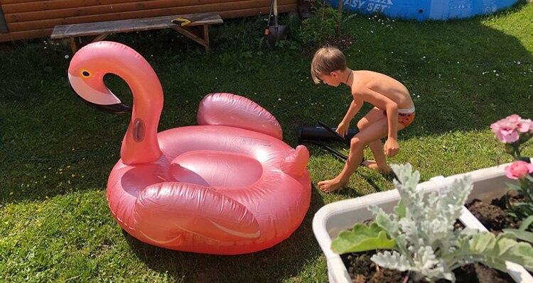 Cheap giant flamingo
