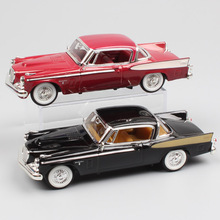 1:43 Scale kids 1958 Studebaker Golden Hawk vintage hardtop coupe diecasting metal model old Styling Car toy gift for collection