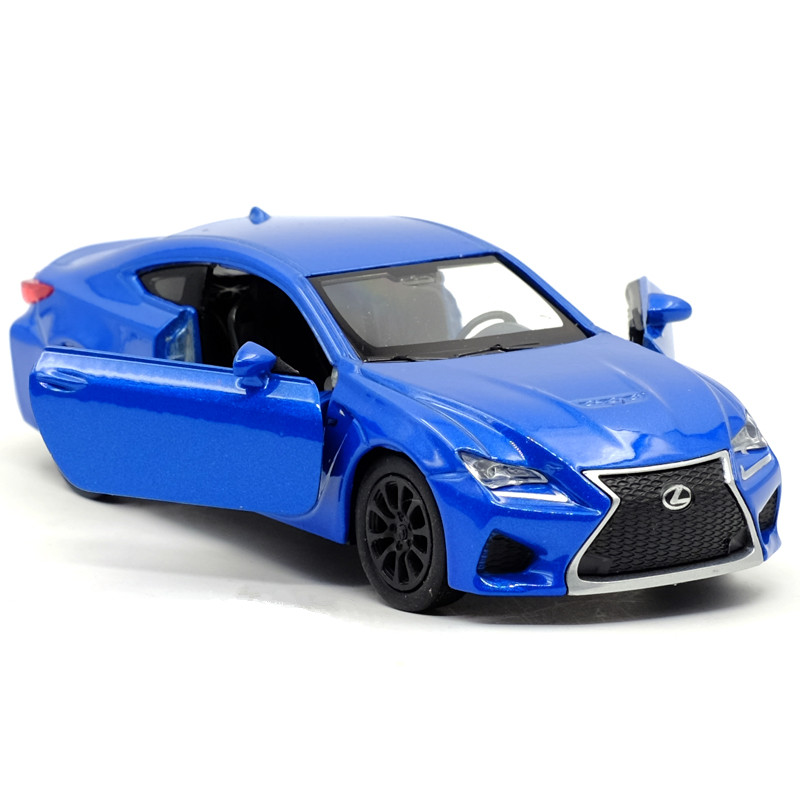 High Simulation Supercar,1:36 Scale Alloy Pull Back RC F Supercars,Collection Metal Model Toys,free Shipping