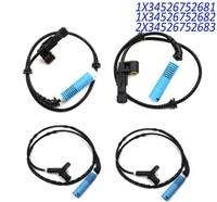 SMD 4 PCS New ABS Da Roda Sensor de Velocidade 1 1 PC 34526752681 PC 34526752682 PCS 34526752683 para BMW E46 2 316 i 318 320 325|Sensores ABS| |  -