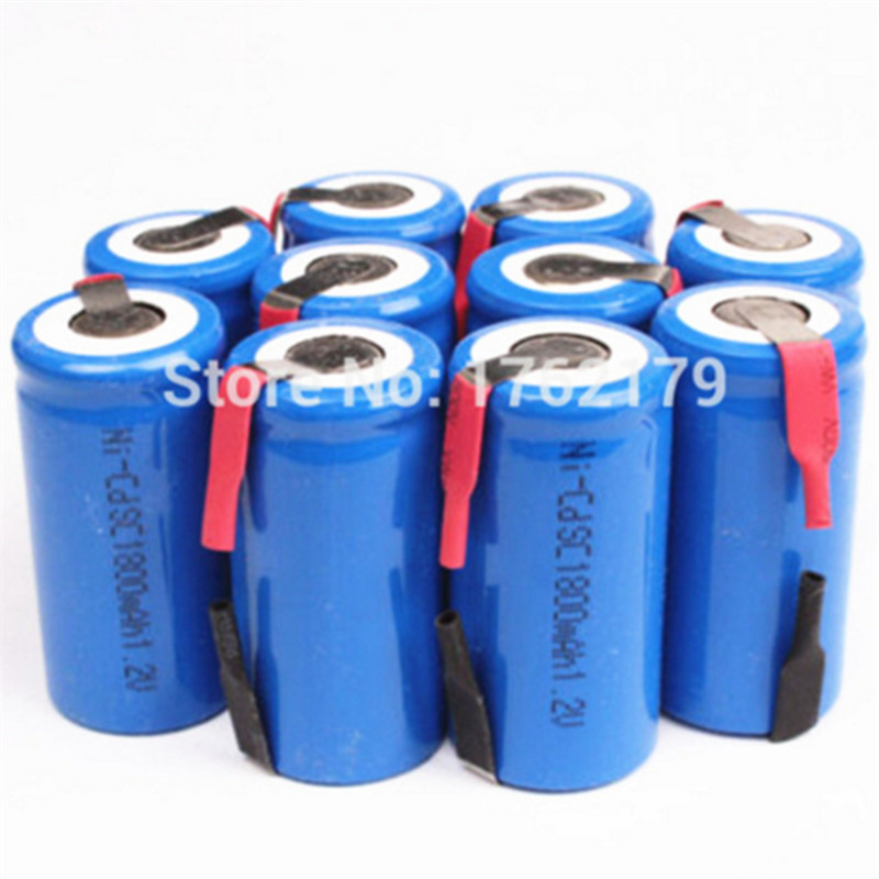 Best Top 10 Ni Cd Sc13 Mah Battery Ideas And Get Free Shipping A141