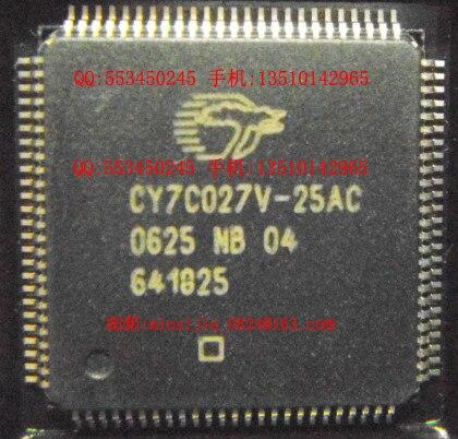 1 CY7C027V-25AC TQFP-100 new original