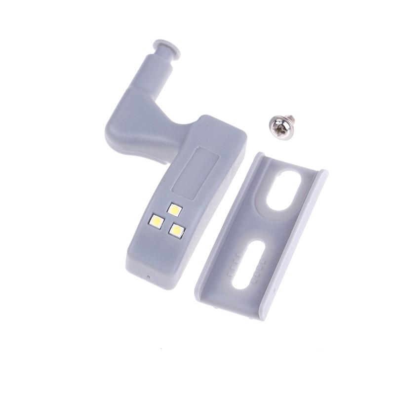 10 Pcs Night Light Battery Operated Inner Hinge LED Sensor ...