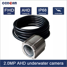 CCDCAM 100M Underwater 2MP 1080P AHD Camera Swimming Pool camera