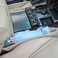 Redes de Almacenamiento de coches Bolsa de la Caja Soporte de Asiento de Coche Universal de Hendidura Organizador Catch Cosméticos Monedero Titular de la Cartera 35*11*3