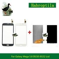 10Pcs Lot High Quality 5 8 For Samsung Galaxy Mega 5 8 I9150 I9152 Lcd Display