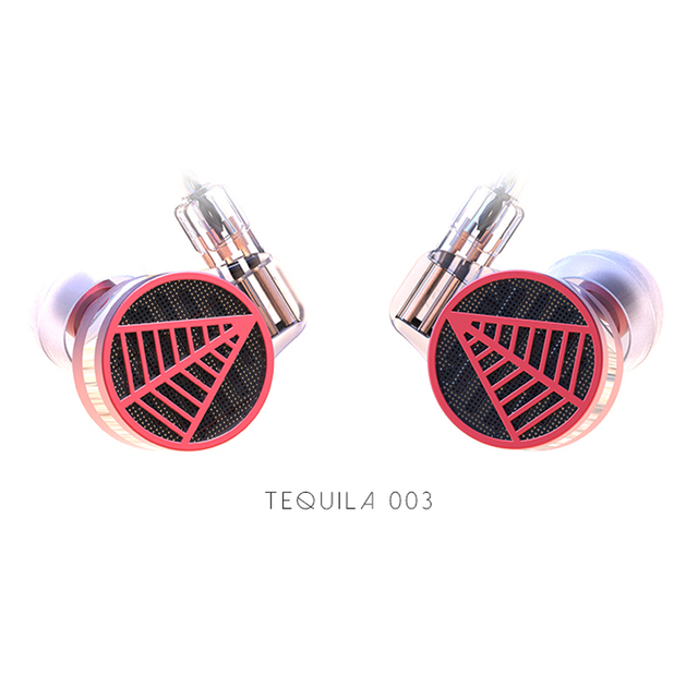 TFZ TEQUILA 1 In-ear Earphone Dynamic Detachable Silver Plated Cable Hifi In-Ear Monitor Earphone 3