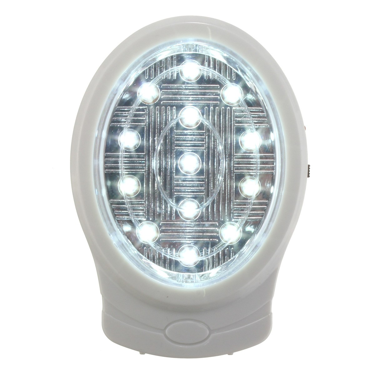 AC110-240V 2W 13 LED Rechargeable Emergency Light Automatic Power Failure Outage Lighting Lamp Bulb