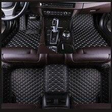 Car floor mats fit Audi S3 S5 S6 S7 S8 a1 a3 a4 a5 a6 a7 a8 Q3 Q5 Q5 Q7 avant sportback TT TTS Left hand drive of Carpets blue custom car floor mats for audi tt mk1 a3 sportback a5 sportback a1 a4 a6 a7 a8 s3 s5 s6 s7 s8 r8 sq5 q3 q5 q7 all model car mats