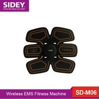 SIDEY wireless ms fitness equipment machines/Ems body shaper slimming machine