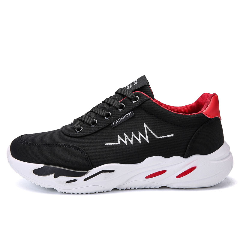 high top men running shoes shock absorption sports sneaker breathable light sneaker for outdoor walking jogging shoes