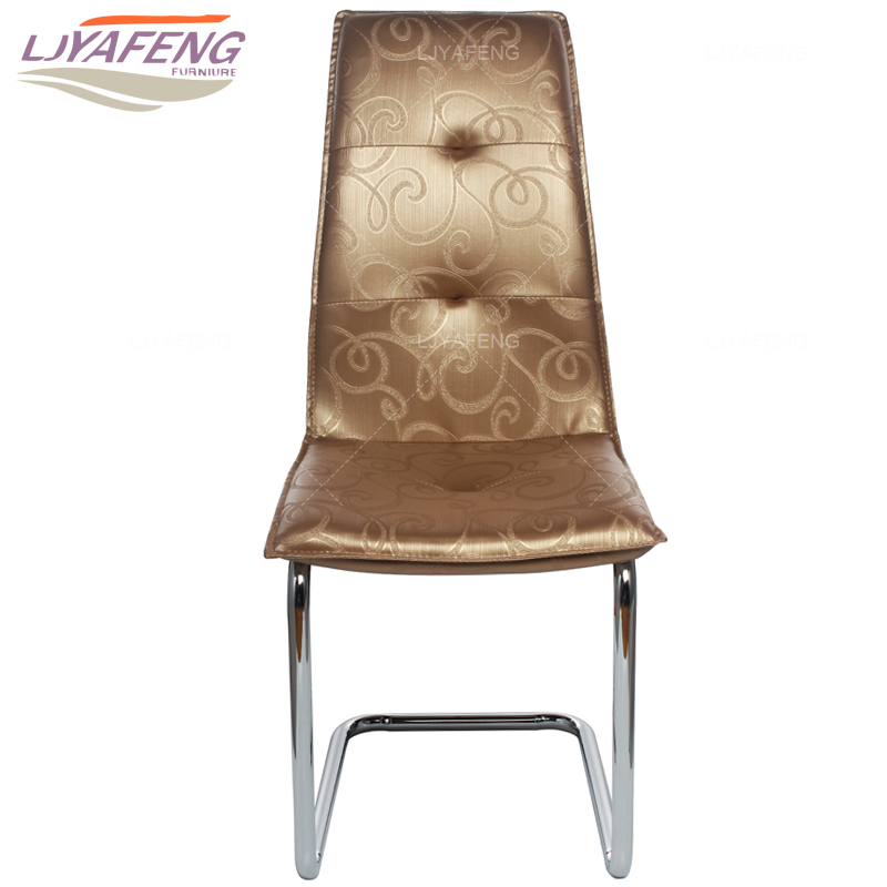 Modern minimalist kitchen household dining leisure chair dining room chair backrest hotel chair stool stool with brown plating 9050a the artificial leather dining chair kitchen chair and iron chair are white according to the bar s kitchen family furn