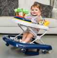 baby walkers side turn U learn driving folding multi-function children with music