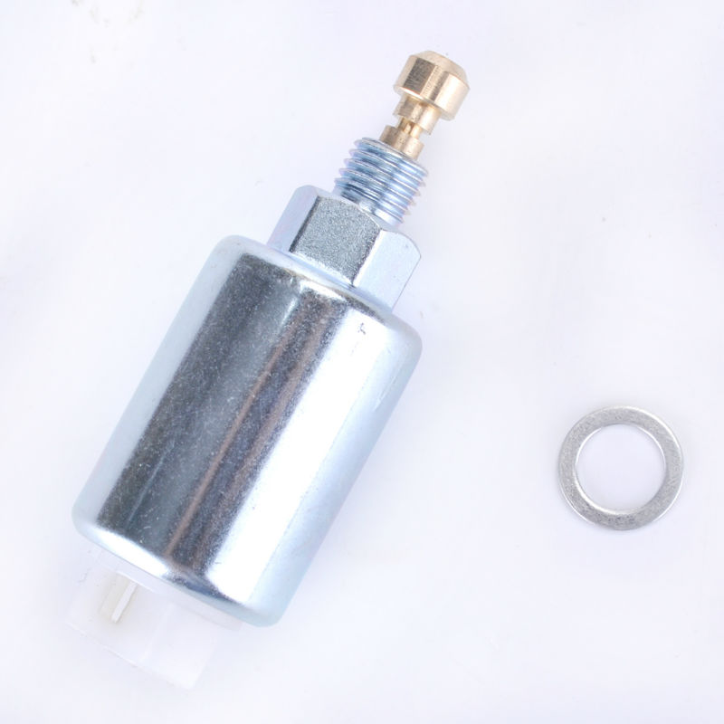 US $7 04 5% OFF|Carburetor Fuel Solenoid For Briggs & Stratton 699915  794572 796109 799728 Free Shipping-in Lawn Mower from Tools on  Aliexpress com |