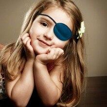 2 шт., шелковые Детские патчи для глаз от амблиопии, мягкие, окклюзионные, медицинские, ленивые патчи для глаз, тенты, неясный астигматизм, трансирующий наглазник для детей