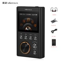 MP3 Player NiNTAUS X10 Upgraded Version DSD64 HIFI Music High Quality Mini Sports DAC WM8965 CPU Actions2167 24Bit/192Khz 16GB