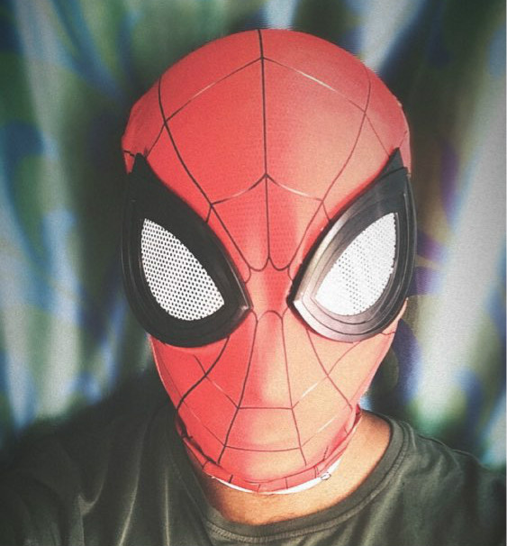 New Adult Spiderman Mask