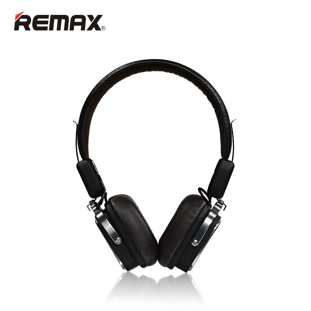 Original Remax Bluetooth Earphone Wireless Bluetooth 4.1 Music Stereo Headphone Handsfree Headset For Iphone Samsung Xiaomi LG lymoc v8s business bluetooth headset wireless earphone car bluetooth v4 1 phone handsfree mic music for iphone xiaomi samsung