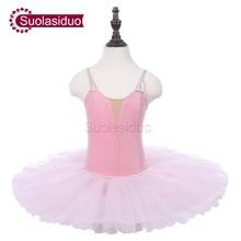 Children Blue Classical Stage Ballet Tutu Apperal Girls Black Professional Ballet Dance Costumes Kids Ballet Skirt Adult Dresses