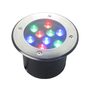 ФОТО high-power 9W LED underground lights,LED project lamps,LED outdoor lamps,warranty 2 years,SMUD-10-6