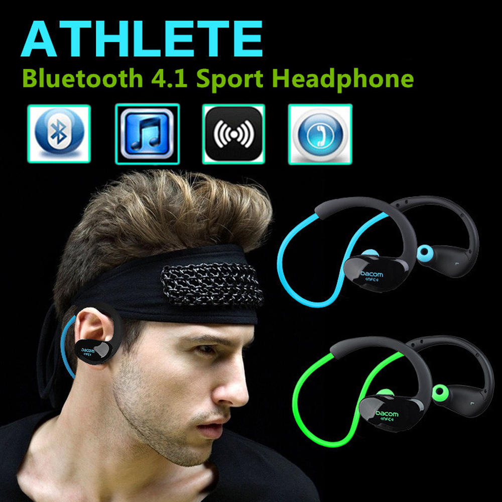 Stereo Athlete Sport Cordless Wireless Headphone Auriculares Bluetooth Earphone For Your In Ear Phone Buds In-Ear Headset Earbud