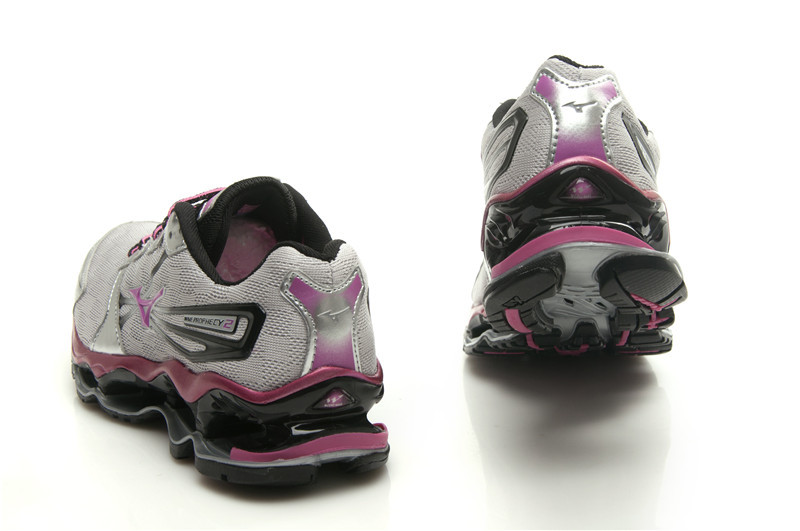 detailed look 8f2fb 5675e womens mizuno wave prophecy 2 pink