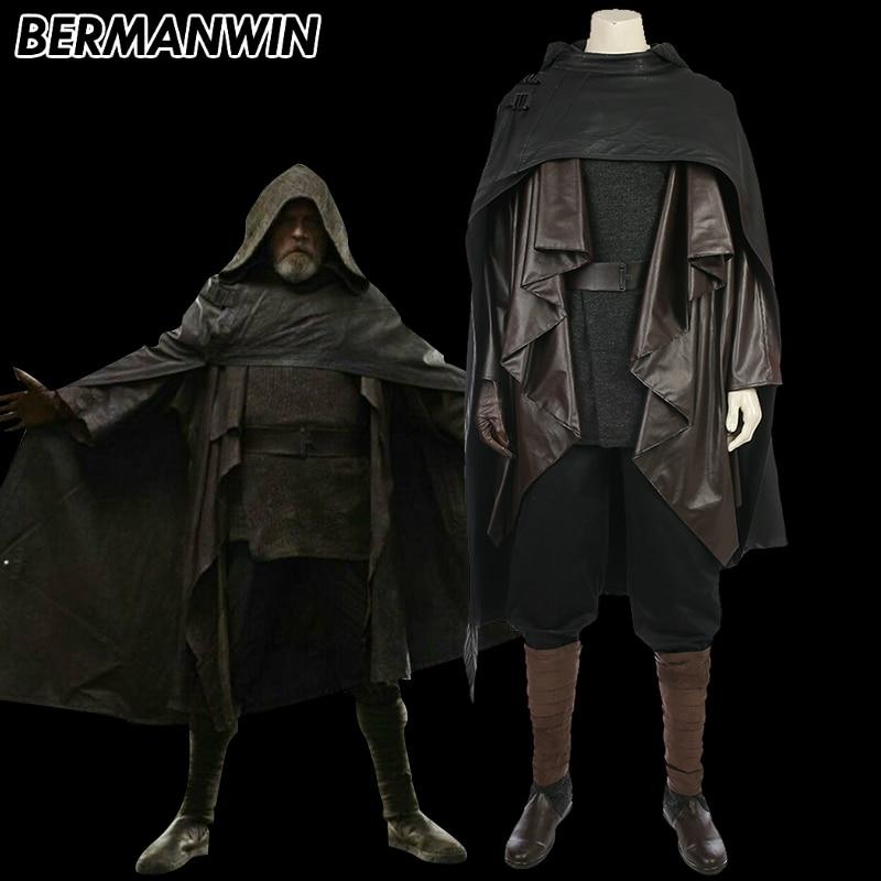 Luke Skywalker Woman Costume