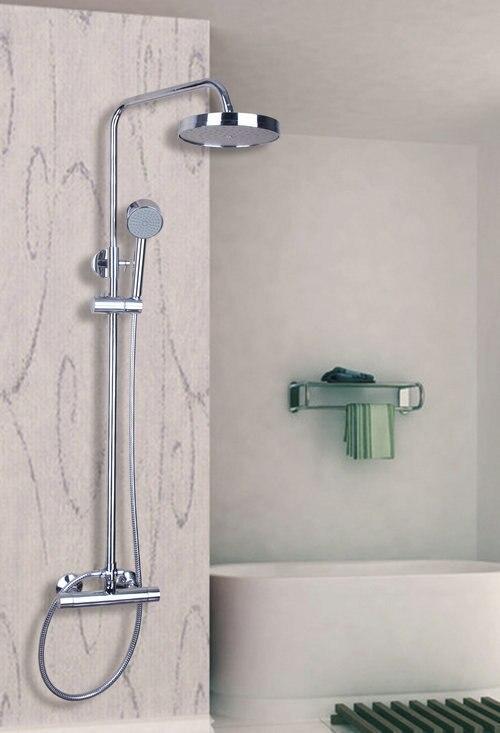 Hello Shower Set Torneira Round 8 Plastic Shower Head Bathroom Rainfall 53309 1 Bathtub Chrome Sink