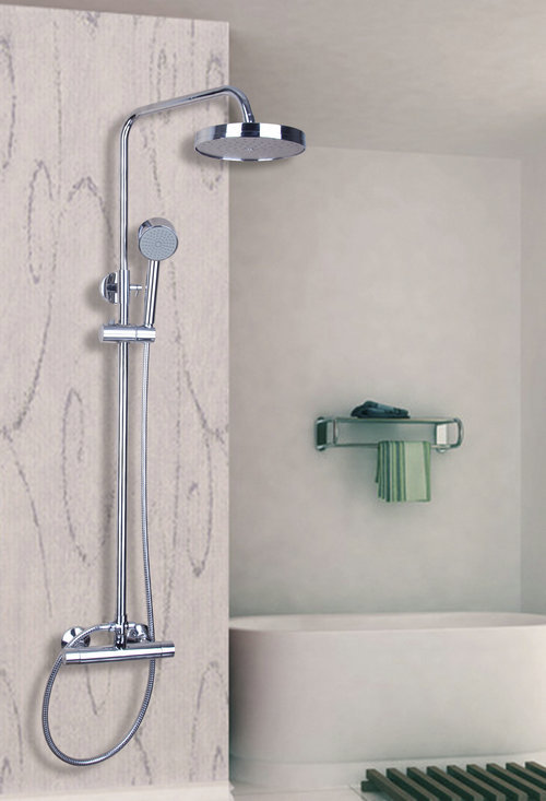 hello chrome bathroom round tub shower faucet set hand shower rainfall shower set torneira 53309 1 bathtub tap mixer faucet