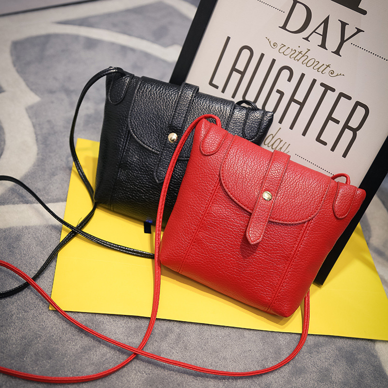 2017Women Leather Handbags Famous Brand Small Women Messenger Bags Female Crossbody Shoulder Bag Mini Clutch Purse Bag Candy Col a1330 summer solid small flap bag ladies leather handbags women messenger bags female shoulder crossbody bag candy color sweet