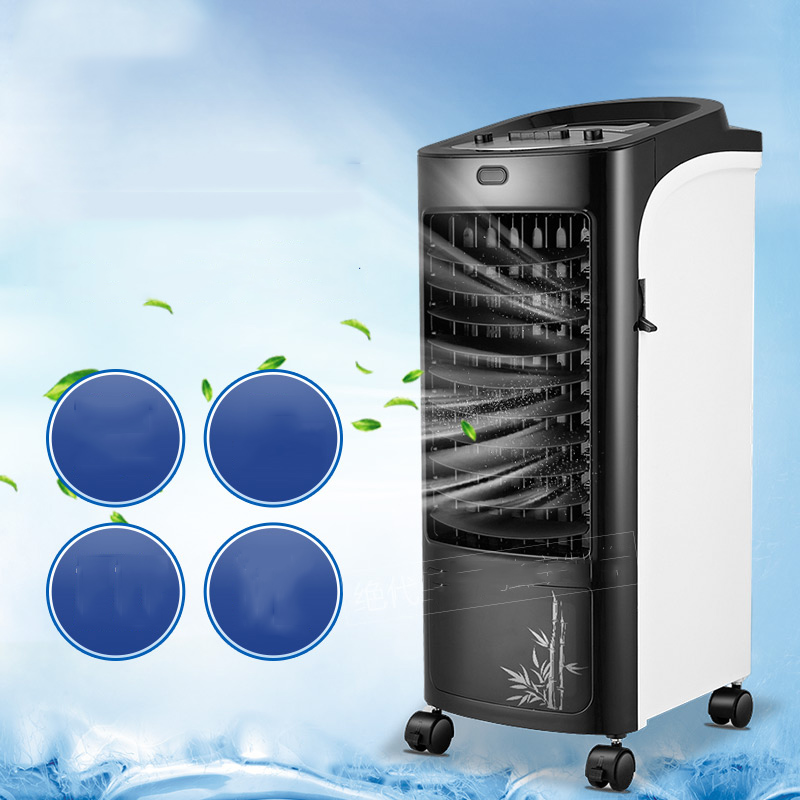 16 indoor portable evaporative air cooler and heater with 5l water tank capacity air fan
