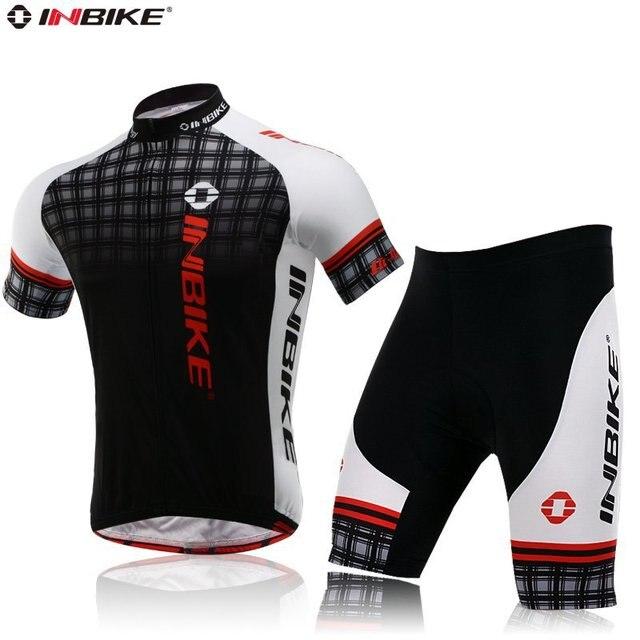 2015 INBIKE Man Cycling Jersey Bike Short Sleeve Sportswear Cycling Clothing CC1101