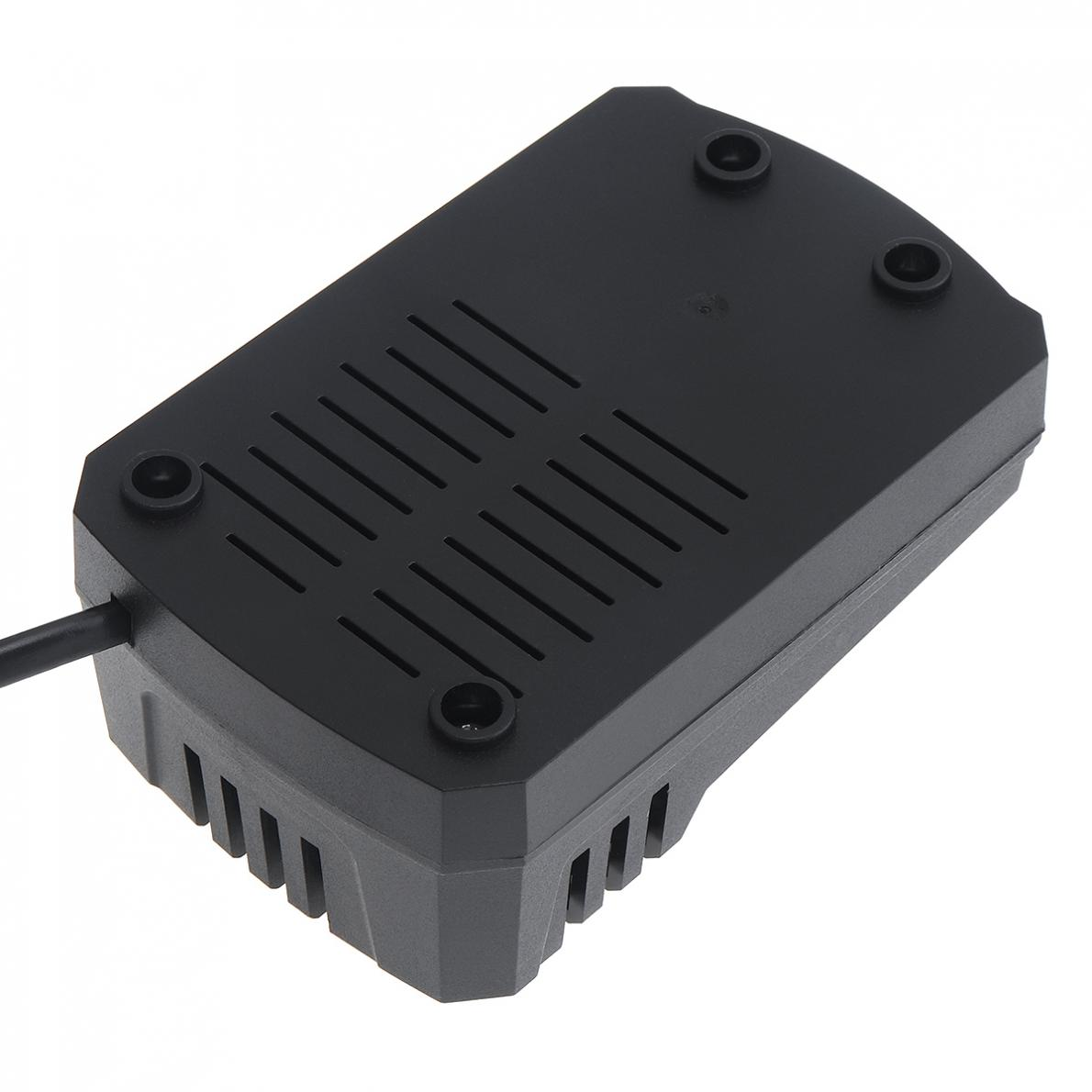 100cm Durable 12V DC Portable Multifunction Li-ion Rechargeable Adapter Support 100-240V Power Source