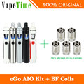 Original Joyetech eGo AIO Kit 1500mAh Battery Capacity All-in-One Kit with 0.6ohm Coil electronic cigarette Vaping Cheap Price!