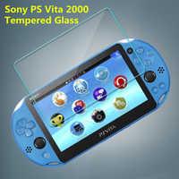 Premium Tempered Glass For Sony PSV 2000 1000 PS Vita 2000 PSV2000 PSV1000 PSVita Screen Protector Protective Film Guard