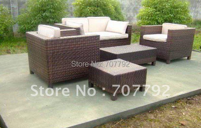 Hot Sale Sg 0041 Elegant Synthetic Rattan Patio Furniture