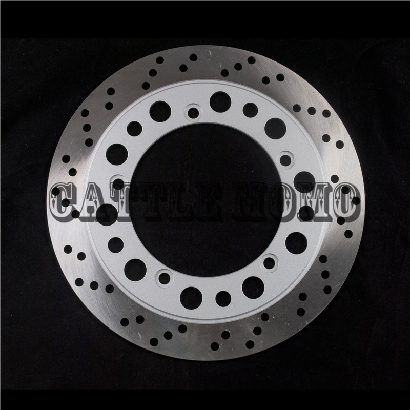 Motorcycle Front Brake Disc Rotor for Honda VLX steed 400 600 Motorcycle Brake Disc Metal High Quality keoghs motorcycle brake disc brake rotor floating 260mm 82mm diameter cnc for yamaha scooter bws cygnus front disc replace