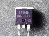 10PCS/LOT IRL2203NS L2203NS TO-263 Field Effect Transistor/MOS 116A/30V