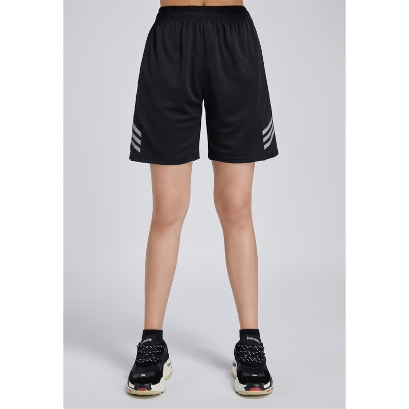 HOWE AO New Kind of Running <font><b>Shorts</b></font> <font><b>Men's</b></font> Summer Large-Size Compressed Quick-Dry Net Eye Fitness <font><b>Sports</b></font> <font><b>Shorts</b></font> Belt Pocket Exerc image