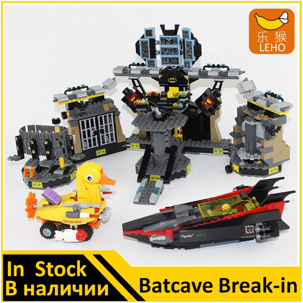 Buy Batcave Lego Batman 3 And Get Free Shipping On 70909 The Movie Break In