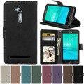 Чехол для телефона Asus Zenfone Go TV ZB500KL, 5,0 дюйма, кожаный флип-чехол для Asus Zenfone Go ZB500KL, чехол для Asus ZB500KL
