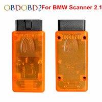 Bmwのダッシュインタフェース2.1.0バージョン作業用bmw 1、3、5、6と7シリーズで新しいシャーシ用bmwスキャナーv2.1 v2.01車スキャナー