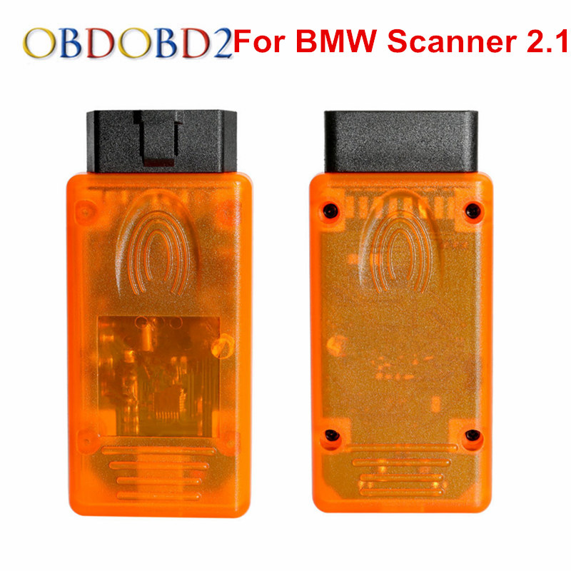 For BMW DASH Interface 2.1.0 Version Work For BMW 1, 3, 5, 6 And 7 Series In New Chassis For BMW Scanner V2.1 V2.01 Car Scanner