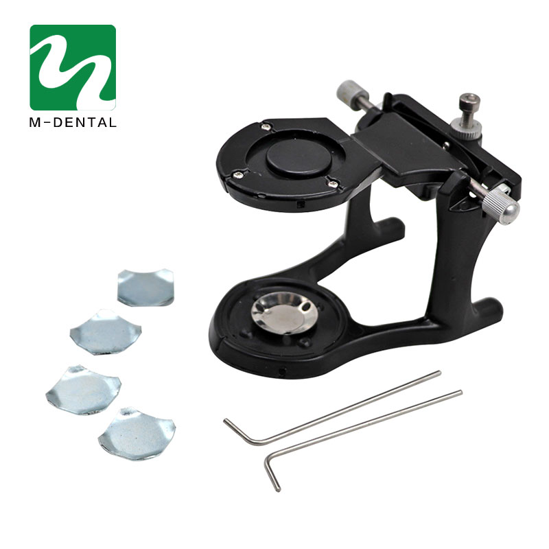 1pc Adjustable Denture Magnetic Articulator Small Articulator Dental Laboratory Equipment Dental Lab Product Tool