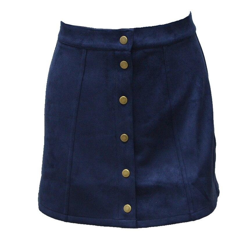 HTB11.vOPpXXXXcKXFXXq6xXFXXXl - Spring Button Suede Leather Skirts JKP058
