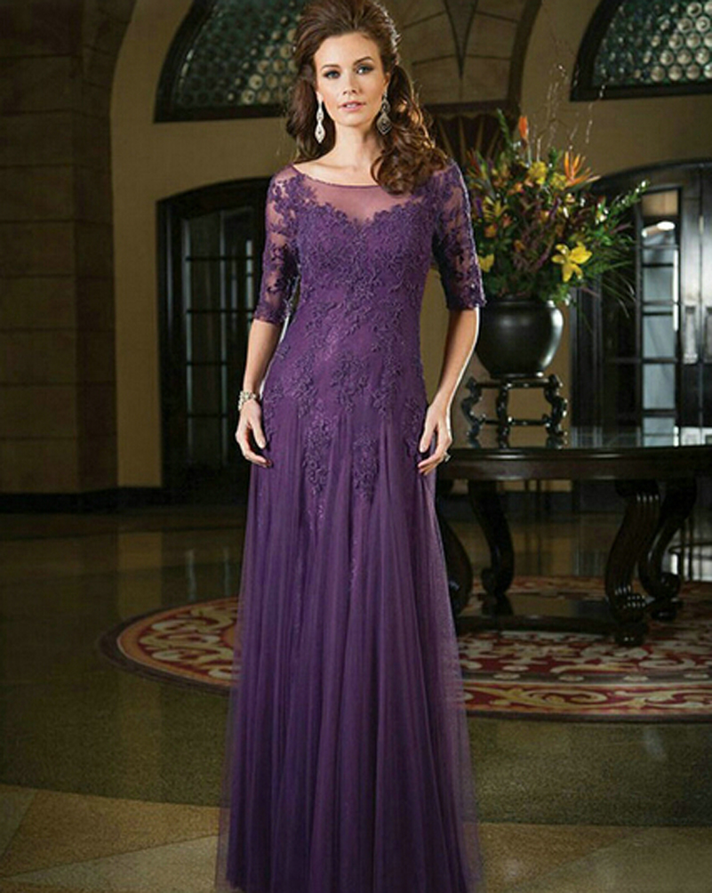 Online Buy Wholesale Mother Bride Dresses Fall Wedding From China