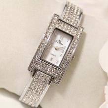 FA1079 Новая Мода женские часы Горный Хрусталь кварцевые часы relogio feminino женщины наручные часы платье мода часы reloj mujer